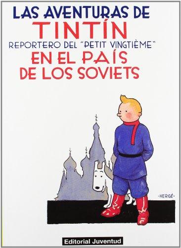 R- Tintin en el país de los soviets (LAS AVENTURAS DE TINTIN RUSTICA)