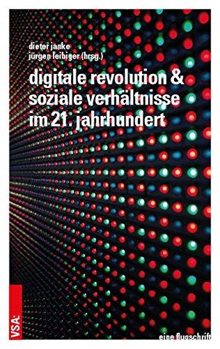 Digitale Archivierung (Digitale Revolution und soziale Verhältnisse im 21. Jahrhundert)