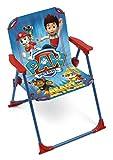 """Arditex PW9506 - Silla plegable para niños, diseño de """"La patrulla canina"""", tela, 38x32x53cm"""