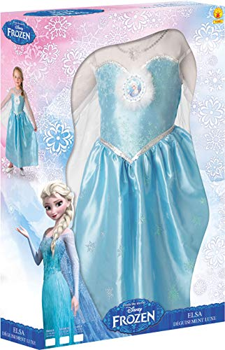 Rubie's Official Disney Frozen Deluxe Elsa Costume - Small