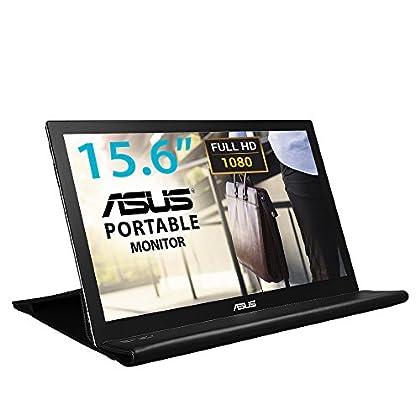 ASUS MB169B+ - Monitor portátil ultrafino de 15...