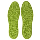 Imported Soft Gel Insoles Massaging Cushions for Casual Athletic Shoes Women's US6-8.5