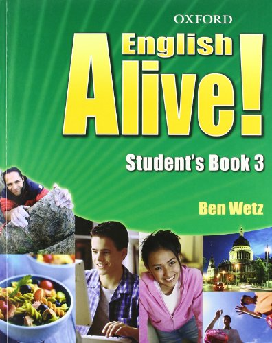 English Alive! 3: Student's Book Pack - 9780194710831