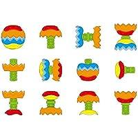 Preisvergleich für Baby-lustiges Spielzeug Kinderkriechen Crawl Ball Spielzeug Ball Puzzle Hand Fangen Ball Kinder Geschenk