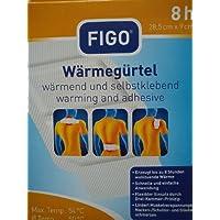 Figo Wärmegürtel wärmend und selbstklebend, 28,5x9cm, 1 Stück preisvergleich bei billige-tabletten.eu