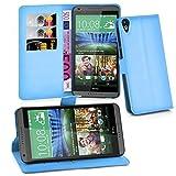 HTC Desire 10 LIFESTYLE / Desire 825 Hülle in BLAU von