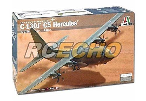 rcechor-italeri-aircraft-model-1-48-lockheed-martin-c-130j-c5-hercules-hobby-2746-t2746-with-rcechor