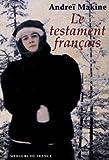 Image de Le testament français
