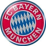 3D LOGO FAHRZEUGAUFKLEBER AUFKLEBER FC BAYERN MÜNCHEN FCB