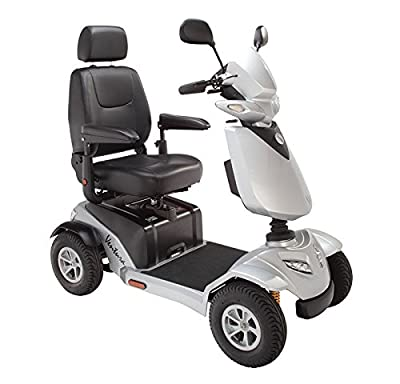 Morecare Mobility Rascal Ventura Mobility Scooter - 8mph - LED Lighting - LCD Panel Display
