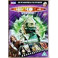 Doctor Who Dvd Files #42 - Fifth Doctor Story 4 - The Visitation - DVD ONLY