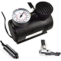 Air Compressor Tool 12V Portable Electric Tyre Pump Inflator - 250PSI by Powerplus