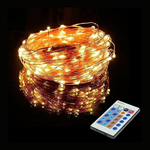 tokodirect-66ft-20m-200er-led-lichterkette-warmweiss-innen-und-aussen-kupfer-lichterkettenfernbedien