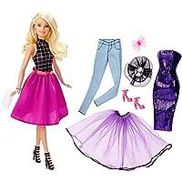 Barbie - Muñeca, moda mezcla y combina (Mattel DJW58)