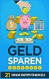 Geld sparen: 21 einfache Spartipps für mehr Geld