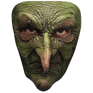 Générique FAC mahal630 - Antiguo Sorciere Látex Adulto Máscara