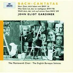 """J.S. Bach: Cantata: """"Was Gott tut, das ist wohlgetan"""", BWV 98 - Recitativo """"Gott hat ein Herz"""" (Alto)"""