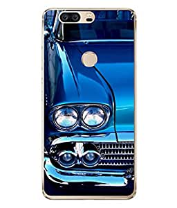 Fuson Designer Back Case Cover for Huawei Honor V8 (if you miss love life)