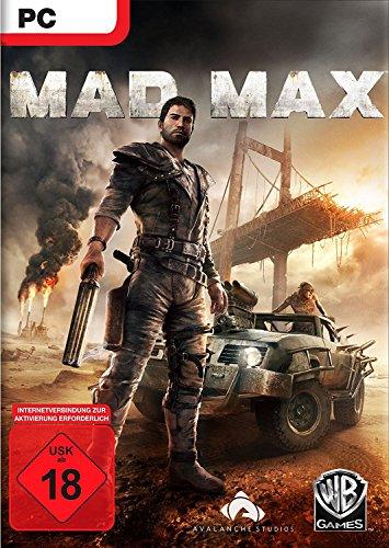 Preisvergleich Produktbild Mad Max [PC Code] STEAM Produkt Key ohne Datenträger