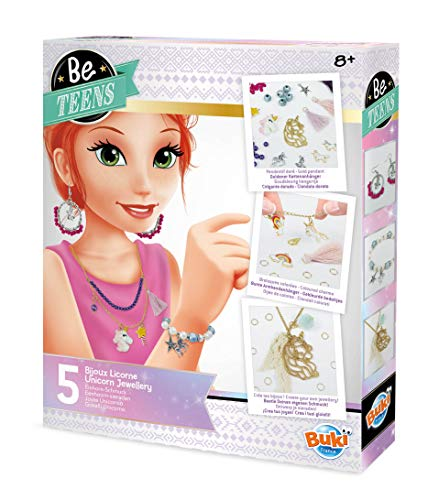 Buki France- Be Teens - Joyas Unicornio, Color (BE116)
