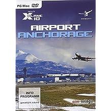 X - Plane 10 - Airport Anchorage (Add - On) - [PC/Mac]