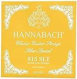 Hannabach 652507 - Cuerda para guitarra clásica de plata