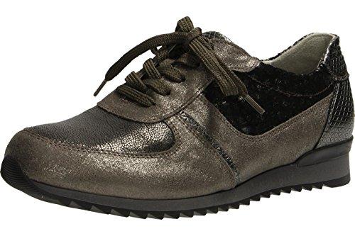WALDLÄUFER HURLY 370004/400001 femmes Chaussures à lacets T413 103°peltro