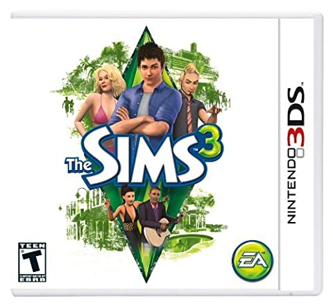 The Sims 3 - Nintendo 3DS [並行輸入品] (3ds Sims 3)