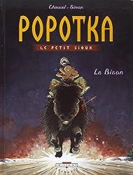 Popotka le petit sioux, Tome 6 : Le Bison