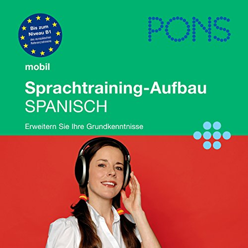 PONS mobil Sprachtraining - Aufbau Spanisch