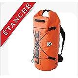 UBIKE - Sac à dos étanche Cylinder 50 Litres - Orange