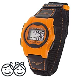 Vibralite Mini Orange Montre à vibrations