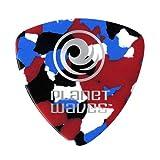 Planet Waves Médiators Planet Waves multicolores, pack de 100, Extra-Heavy, format large