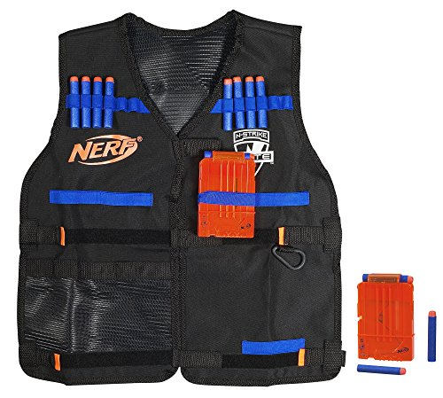 Nerf - A02501480 - Jeu de Plein Air - Elite - Tactical Vest