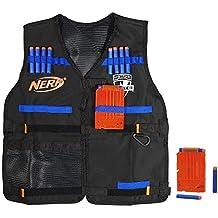 Nerf - A02501480 - Jeu de Plein Air - Elite - Tactical Vest