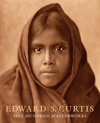 Edward Curtis. One Hundred Masterworks por Christopher Cardozo