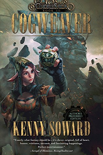 Cogweaver (Gnomesaga) por Kenny Soward