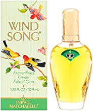 PRINCE MATCHABELLI Wind Song By Prince Matchabelli For Women Cologne Spray 1.35 oz