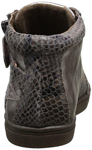 Babybotte Kolor, Chaussures Lacées Fille Marron (371 Noisette)
