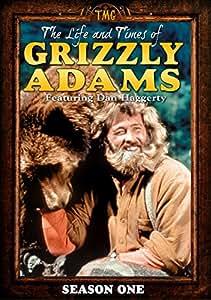 Life & Times of Grizzly Adams: Season One [DVD] [1977] [Region 1] [US Import] [NTSC]