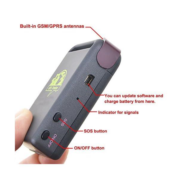 GPS Tracker 3