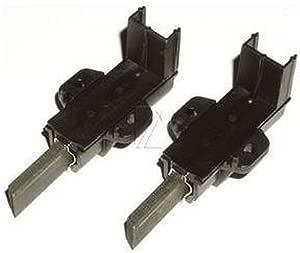 10 Stk 17 x 17 x 7 mm Elektrowerkzeug-Kohlebürsten für Elektromotor TCRSQE