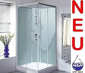 komplettdusche mit pumpe und boiler duschkabine fertigdusche schulte korfu ii k che. Black Bedroom Furniture Sets. Home Design Ideas