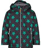 Racoon Jungen Jacke Aske Star Winterjacke Wassersäule 9.000, Mehrfarbig (Pepper Green PEP), 104