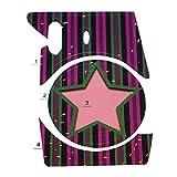Lalonovo Creative Camera Decor Sticker for Fujifilm Instax Mini 8 Instant Camera - Star-2
