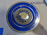 VERSACE . . Medusa Blue Celebrating 25 years 22 cm