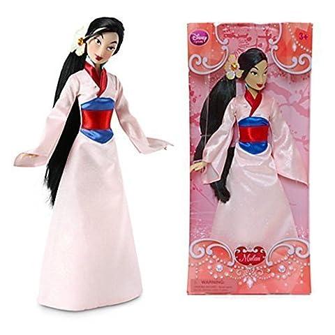 Disney Princess 29cm Mulan Klassische Puppe (Posable Figur Puppe)