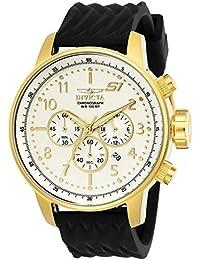 Invicta S1 Rally Men's Chronograph Quartz Watch with Silicone Strap – 23815