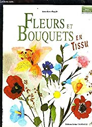 Fleurs et bouquets en tissu