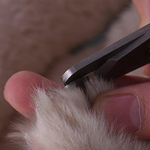 Hunde/Katze Krallenschere Krallenzange Nagelschere LianLe (S) - 6
